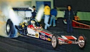 Tom 'Mongoose' McEwen Rail Dragster  1/25 (fs)