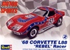 1968 Corvette L88 'Rebel' Racer (1/25) (fs)