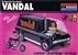 Tom Daniel Vandal Show Truck With Mini-Bike  (1/24) (fs)