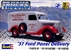 1937 Ford Panel Delivery Ambulance or Delivery Truck (1/25) (fs)