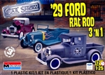 1929 Ford Rat Rod Pickup (1/25) (fs)