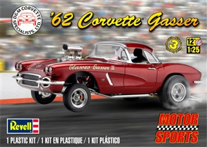1962 Chevy Corvette Gasser 'D&M' (1/25) (fs)