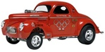1941 KS Pittman Willys Gasser (1/25) (fs)