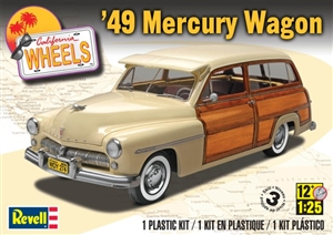 1949 Mercury Station Wagon (1/25) (fs)