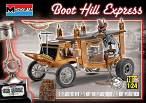Boot Hill Express Show Road (1/24) (fs)