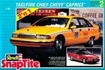1992 Chevy Caprice Taxi or Fire Chief Snap Kit (1/25) (fs)