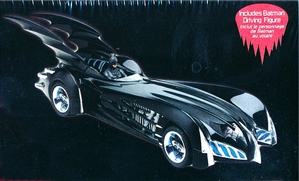 Batmobile with Batman Figure from 'Batman & Robin' Movie (1/25) (fs)