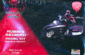 Robin's Redbird Cycle 'Batman & Robin' (1/12) (fs)
