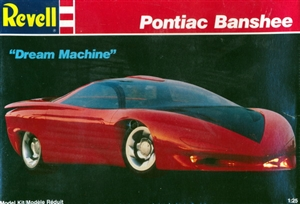 Pontiac Banshee 'Dream Machine' (1/25) (fs)