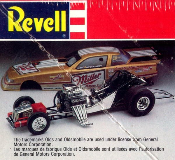 1988 Olds Aa Fc Funny Car Ed Quot The Ace Quot Mcculloch S Miller