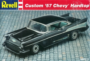 1957 Chevy Custom Hardtop (1/25) (fs)