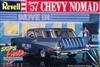 "1957 Chevy Nomad Station Wagon ""Skip's Fiesta Drive In"" (1/25) (fs)"