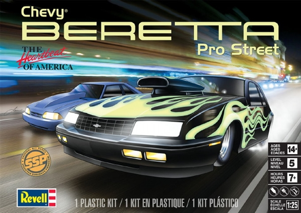 1988 chevy beretta pro 25   fs