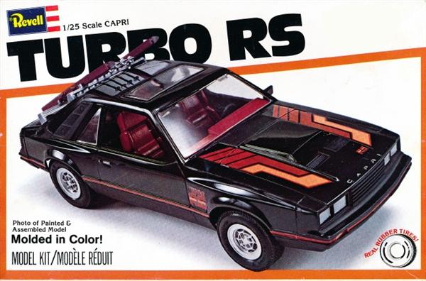 1979 Mercury Capri Turbo Rs 1 25