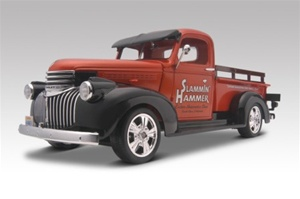 1941 Chevy Pickup (2 'n 1) Stock or Custom (1/25) (fs)