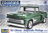 1965 Chevy Stepside Pickup  (2 'n 1)  (1/25) Damaged Box