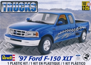 1997 Ford F-150 XLT Pickup (1/25) (fs)