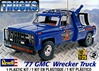 1977 GMC Wrecker Truck Plastic Model Kit 1/25 (fs)