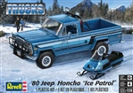 "1980 Jeep Honcho with Arctic Cat Snowmobile  (1/24) (fs)<br><span style=""color: rgb(255, 0, 0);"">Back in Stock</span><br><span style=""color: rgb(255, 0, 0);""></span>"