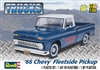 1966 Chevy Fleetside Pickup Truck  (1/25) (fs)