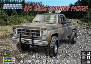 "1978 GMC Big Game Country Pickup (1/24) (fs)<br><span style=""color: rgb(255, 0, 0);"">Just Arrived</span>"