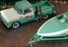 1965 Chevy Stepside Pickup and Hemi-Hydro Combo (1/25) (fs)