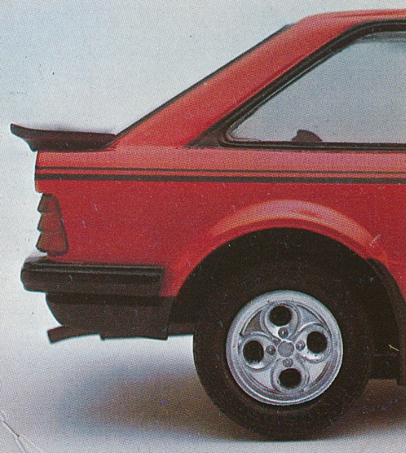 1981 Ford Escort Xr 3 1 25 Fs