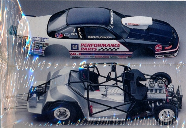 Ford Fusion Parts >> 1993 Oldsmobile Cutlass Warren Johnson 'GM Performance ...