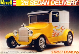 1926 Ford Sedan Delivery 'Street Demons' (1/25)