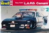 Chevy Camaro 'LAPD Racing Team' Funny Car (1/24) (fs)