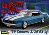 1969 Chevy Camaro Z-28 RS (1/25) (fs)