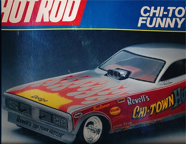 1969 Dodge Charger Quot Chi Town Hustler Quot Funny Car Ron Colson