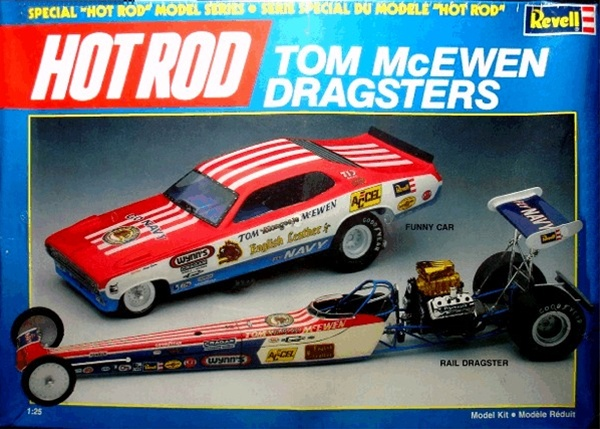 Image result for revell 1/25 mongoose dragster