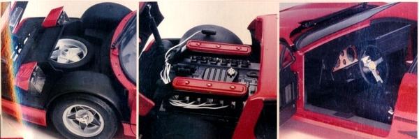 Ferrari 512 Bb Boxer Berlinetta 1 16 Fs