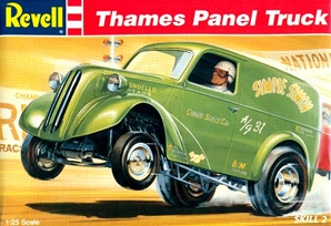 1951 Thames Panel Delivery Gasser (1/25) (fs)