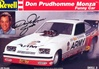 1976 Don Prudhomme Army Monza Funny Car  (1/25) (fs)