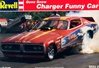 "1974 Gene Snow Dodge Charger ""Snowman"" Funny Car (1/25) (fs)"