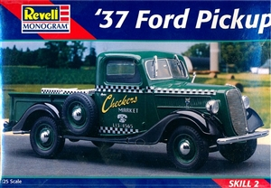 1937 Ford Pickup (1/25) (fs)