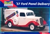 1937 Ford Panel Delivery Truck   (1/25) (fs)