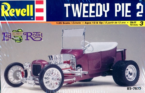 Ed Big Daddy Roth S Tweedy Pie 2 1 25 Fs