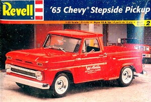 1965 Chevy Stepside Pickup (1/25) (si)