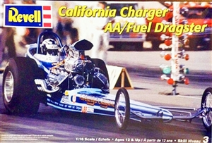 California Charger AA/Fuel Dragster (1/16) (fs) (fb)