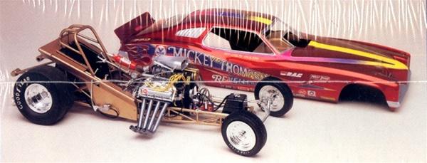 1973 Mickey Thompson Grand Am Funny Car 1 16 Fs