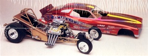 1973 Mickey Thompson Grand Am Funny Car (1/16) (fs)