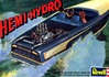 Hemi Hydro Ski Boat and Trailer (1/25) (fs)
