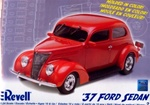 1937 Ford Sedan Street Rod (1/24) (fs)