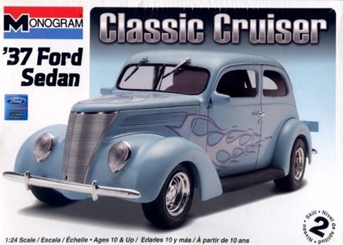1937 ford sedan street rod 1 24 fs 1937 Ford Tudor