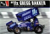 "Gregg Bakker #11x ""State Bank of Fairmont"" Sprint Car  (1/24) (fs)"