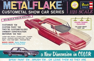 "1962 Chrysler Newport Convertible ""Metal Flake"" Series (1/25)"