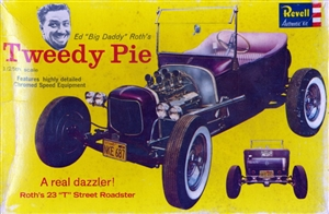 1923 Ford Model-T 'Ed Big Daddy Roth's Tweedy Pie' (1/25) (si) Original